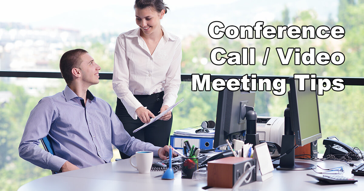Conference Calls in Real Life – And Tips to Improve Them