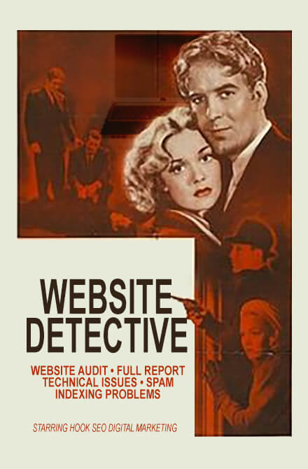 Your SEO Review is like having a Website Detective!